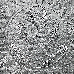 Impression of the 1782 Great Seal Source: The Eagle and the Shield