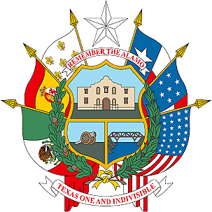 Reverse of the Texas State Seal