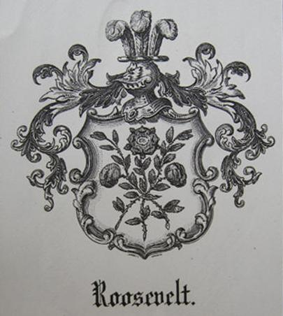Franklin Delano Roosevelt's Bookplate