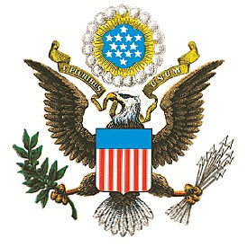 Image result for united states coat of arms